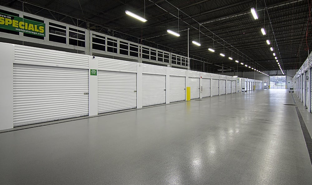 Metro Self Storage Bd Gallery Drive Thru Storage
