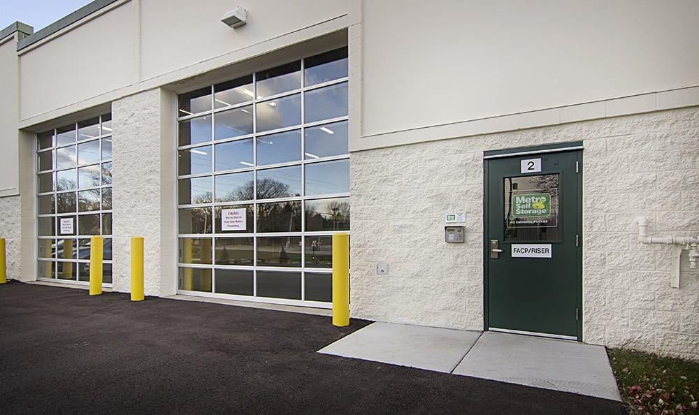 Metro Self Storage Bd Gallery Exterior Access Doors