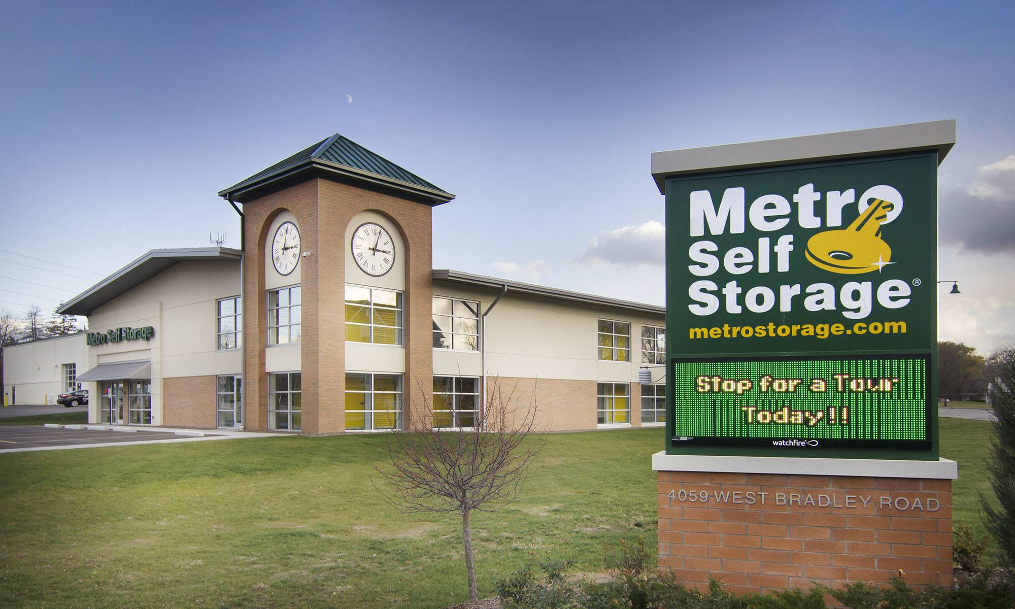 Metro Self Storage in Brown Deer, WI