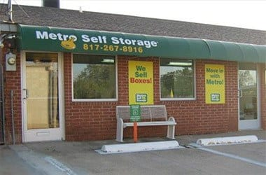 Nearby Euless, TX Storage - N Main St