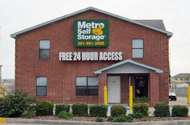 Metro Self Storage Corpus Christi S.staples St Nearby