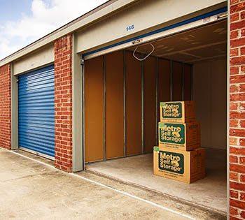 Metro Self Storage offers convenient storage solutions in Corpus Christi