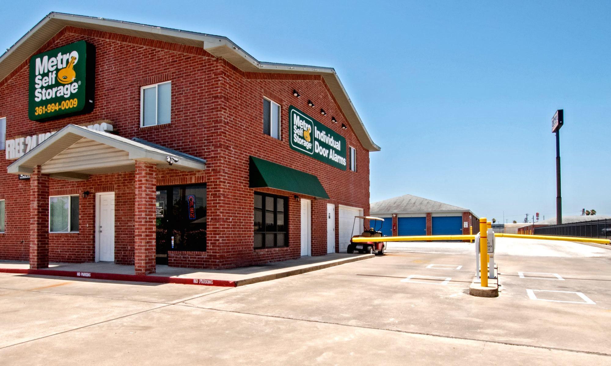 Metro Self Storage in Corpus Christi, TX
