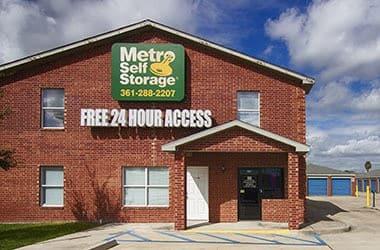 Nearby Corpus Christi, TX Storage - Villa Dr.