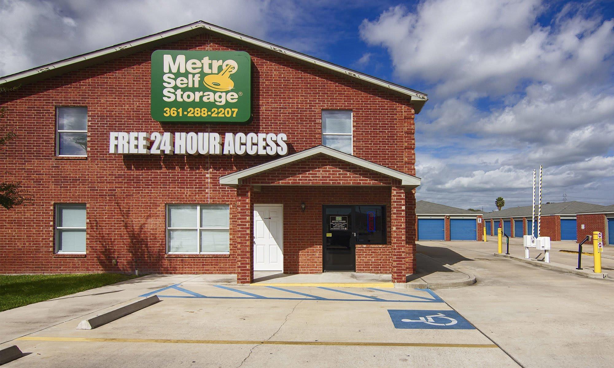 Metro Self Storage in El Paso, TX