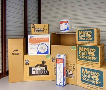 Metro Self Storage offers convenient storage solutions in El Paso