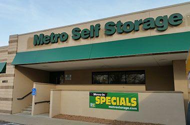 Metro Self Storage Eden Prairie nearby
