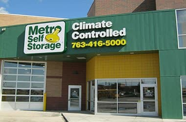 Metro Self Storage Maple Grove Nearby