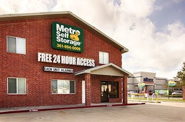 Metro Self Storage Corpus Christi Mcardle Rd Nearby