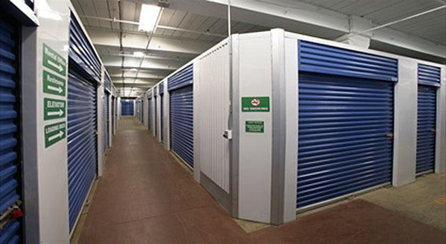 Climate controlled units at Metro Self Storage in Philadelphia, PA