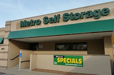 Nearby Eden Prairie, MN Storage - Flying Cloud Dr