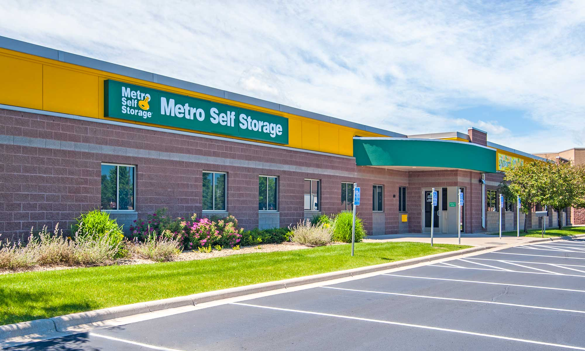 Metro Self Storage in Orono, MN