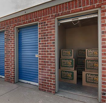 Metro Self Storage offers convenient storage solutions in Park City