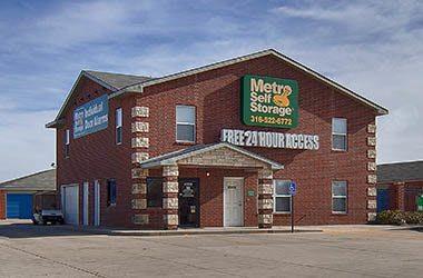 Nearby Wichita, KS Storage - Broadway