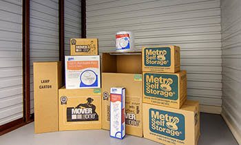 Need self storage in Southampton? Look no further than Metro Self Storage.