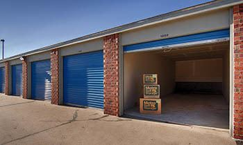 Metro Self Storage offers convenient storage solutions in Topeka