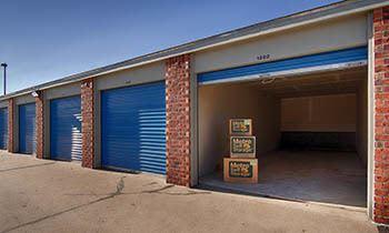 Self Storage Highland Park Topeka Ks Storage Unit Sizes
