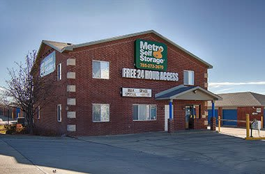 Metro Self Storage Topeka Westport Nearby