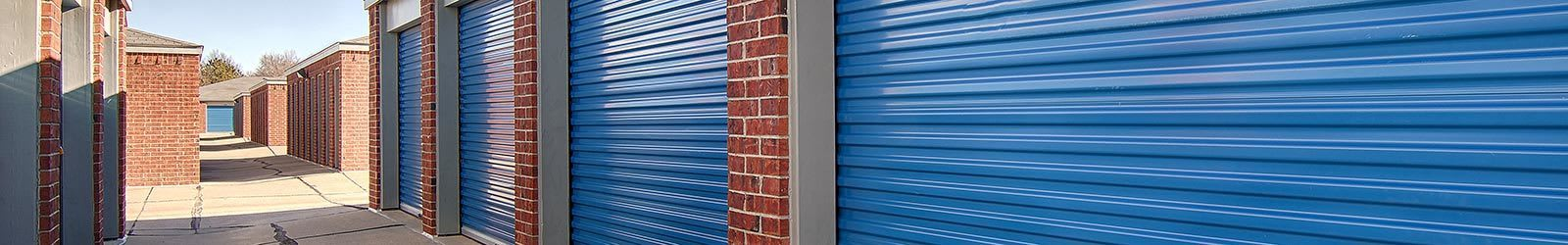 Contact Us For Your Self Storage Needs In Topeka