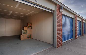 Metro Self Storage offers convenient storage solutions in Wichita