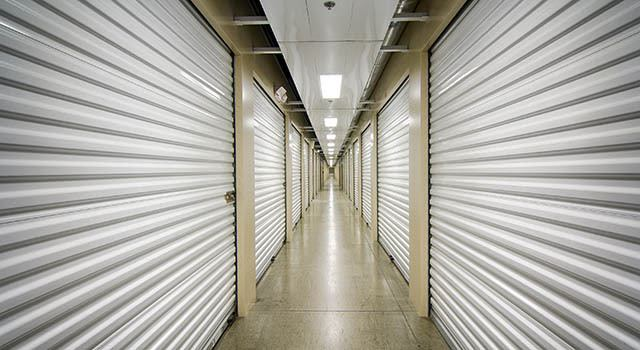 Climate controlled units at Metro Self Storage in Lawrenceville, GA