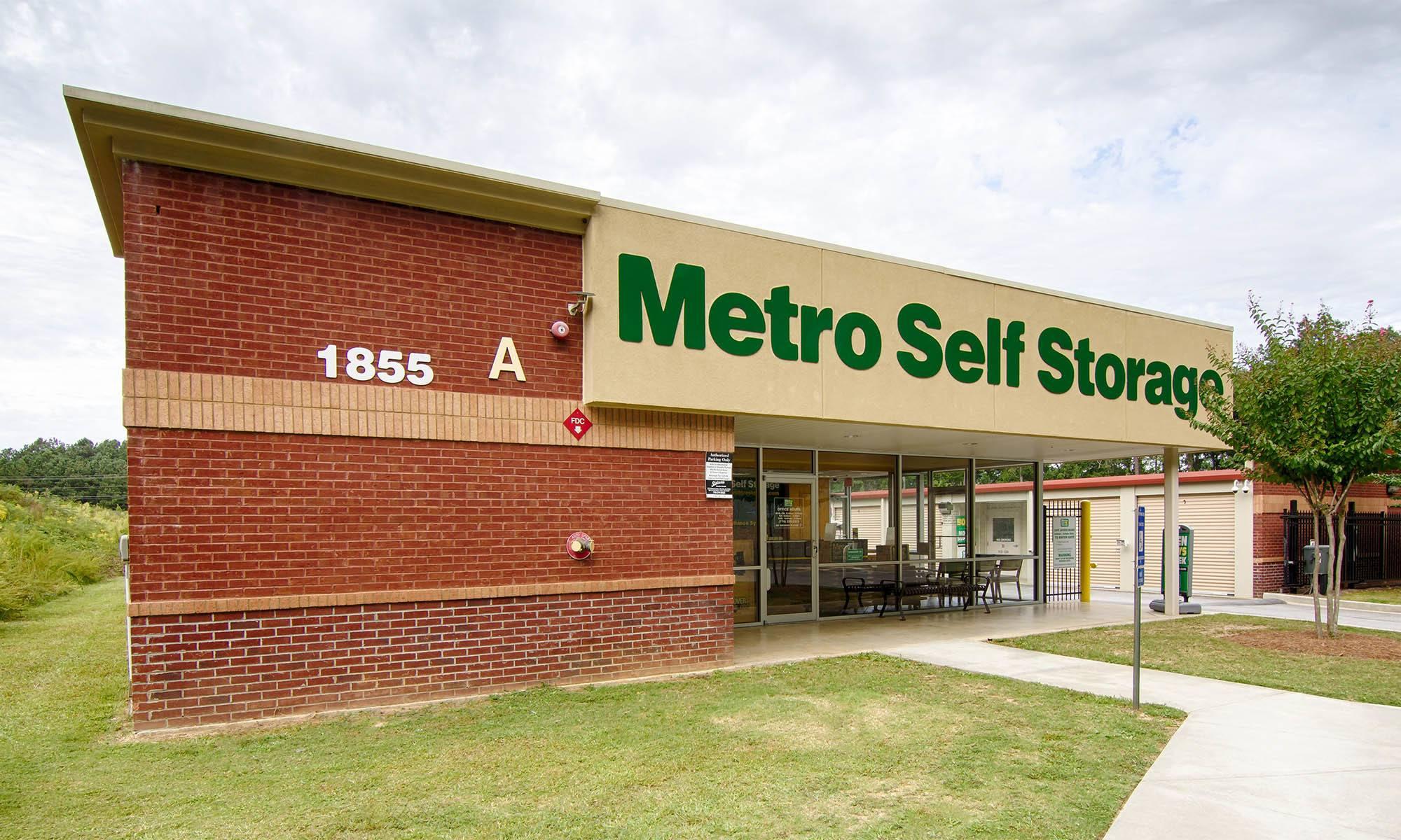 Metro Self Storage in Lawrenceville, GA
