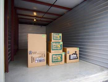 Metro Self Storage offers convenient storage solutions in Lawrenceville