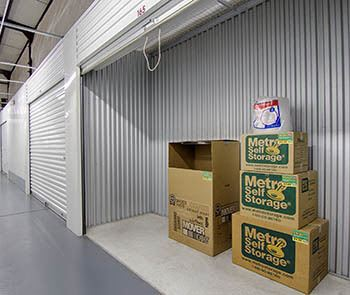 Metro Self Storage offers convenient storage solutions in Decatur