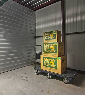 Metro Self Storage offers convenient storage solutions in Limerick