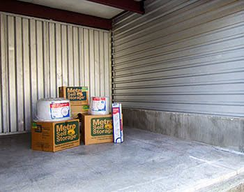 Metro Self Storage offers convenient storage solutions in Lithia Springs