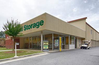 Nearby Lawrenceville, GA Storage - Buford Dr