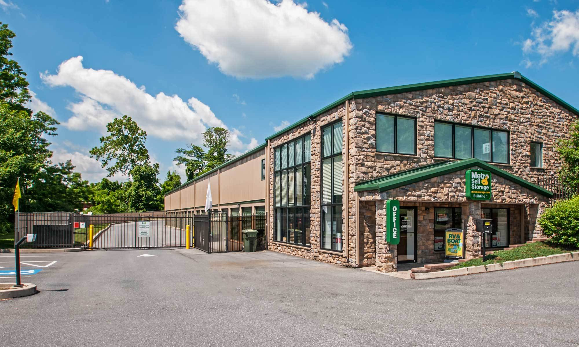 Metro Self Storage in Newtown Square, PA