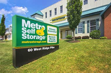 Metro Self Storage Limerick Nearby
