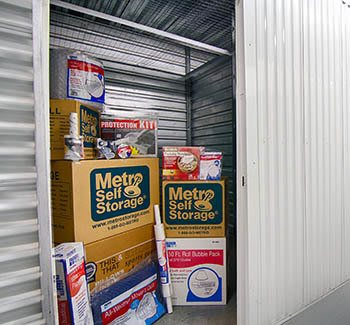 Metro Self Storage offers convenient storage solutions in Roswell