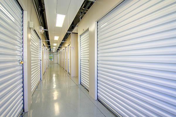 Metro Self Storage RX indoor storage units