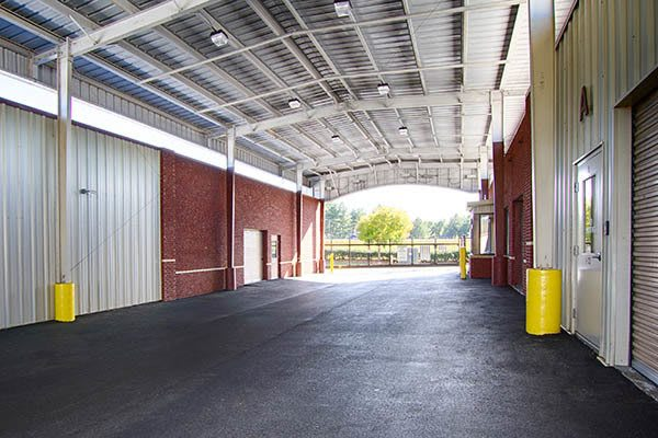 Metro Self Storage RX drive-thru storage facility