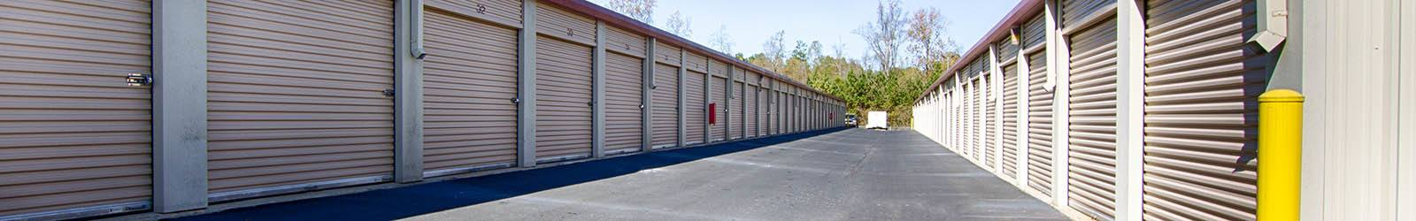 Self Storage Unit Sizes And Prices Offered In Rex