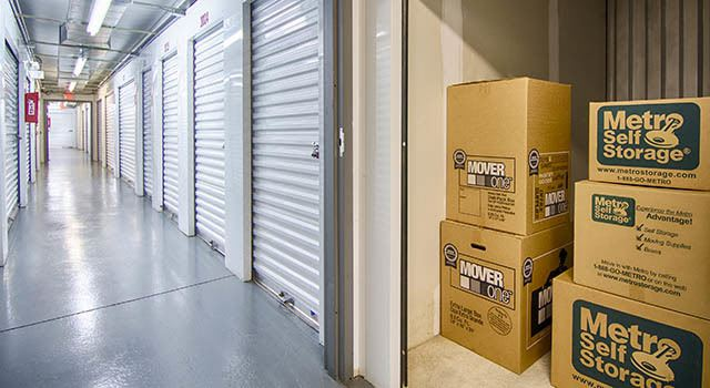 Climate Controlled Units At Metro Self Storage In Stone Mountain, GA