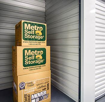 Metro Self Storage offers convenient storage solutions in Stockbridge
