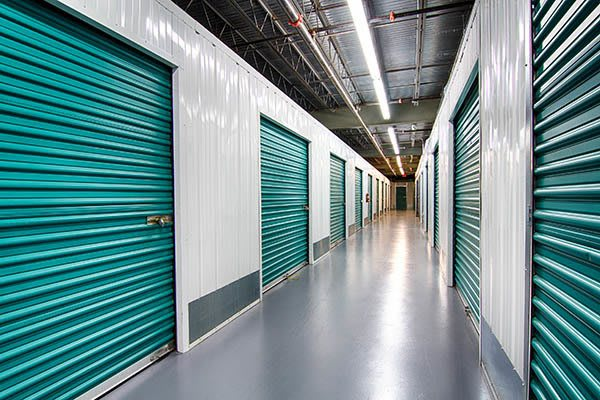 Metro Self Storage SS indoor units