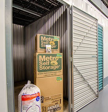 Metro Self Storage offers convenient storage solutions in Sandy Springs
