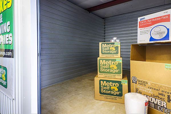 Metro Self Storage Wi secure self storage