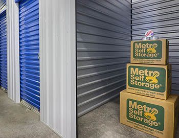 Metro Self Storage offers convenient storage solutions in Warminster