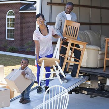 Moving truck rentals for your convenience