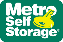 Metro Self Storage Provides Clean Storage Units