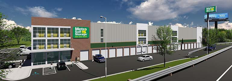 Wood Ridge, New Jersey storage facility