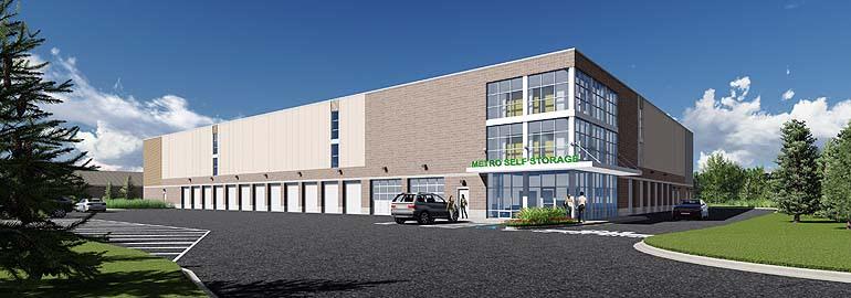 Westhampton Beach, New York storage facility
