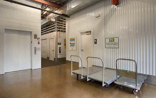 Facility Features offered at Metro Self Storage