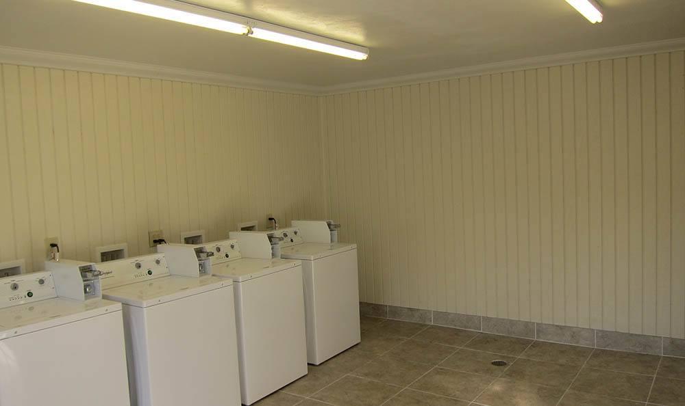 laundry facility at Laurel Court Apartments in Virginia Beach, VA