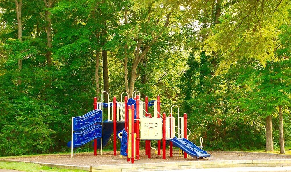 playground at Piper's Landing Apartments in Virginia Beach, VA